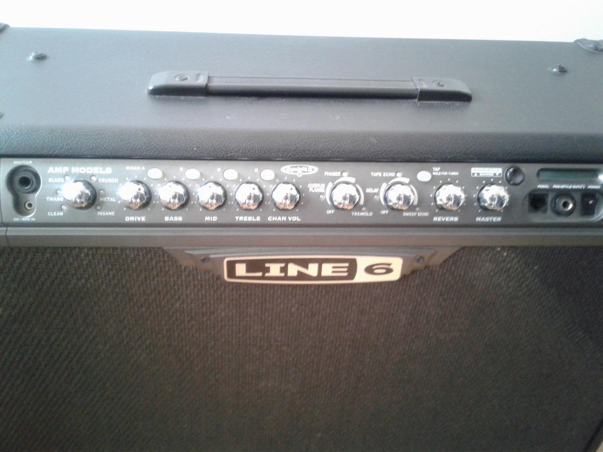 Amplificador Line 6 Spider Iii 3 150w Trocas