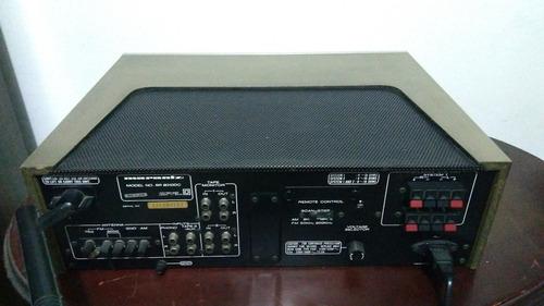 amplificador marantz sr 8010 dc