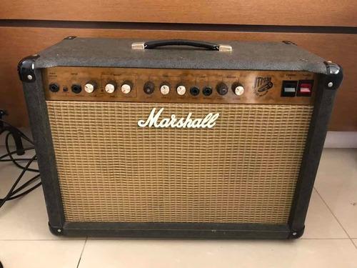 amplificador marshall jtm30 valvulado (fender, tweed)