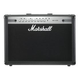 Amplificador Marshall Mg Carbon Fibre Mg102cfx Combo Transistor 100w Preto