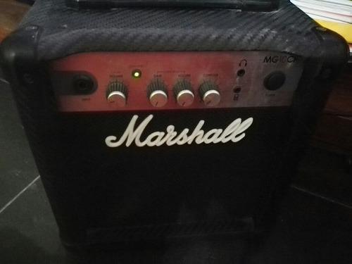 amplificador marshall mg10 cf