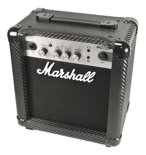 amplificador marshall mg10cf - para guitarra
