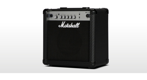 amplificador marshall mg15cf, solid state, inteligente
