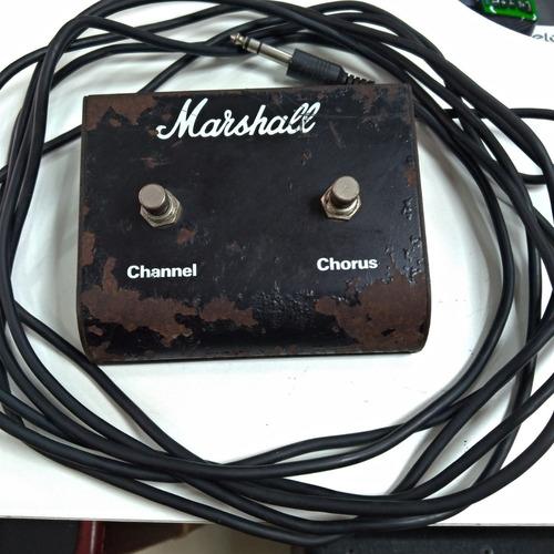 amplificador marshall valvestate stereo chorus 8240 england