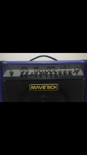 amplificador maverick 3012