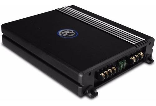 amplificador memphis srx1.750d clase d monoblock 1500w max