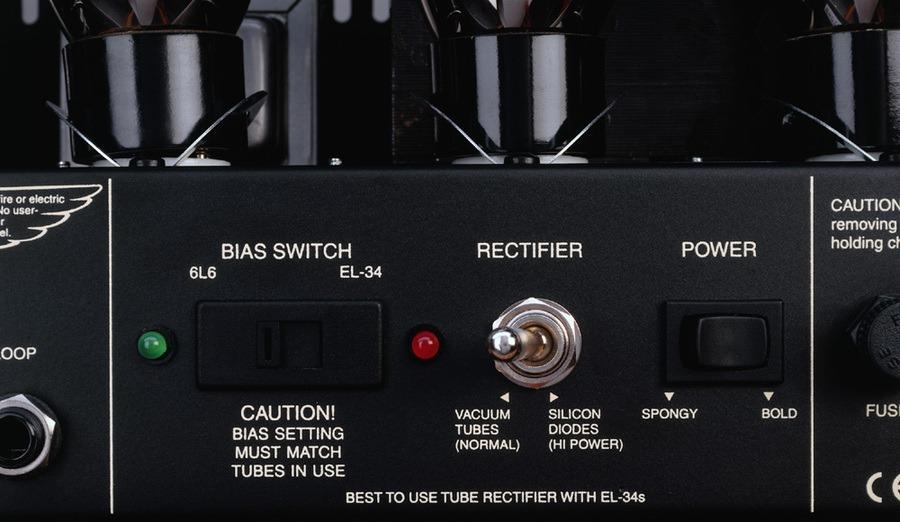 Amplificador mesa boogie dual rectifier for Amplificadores mesa boogie