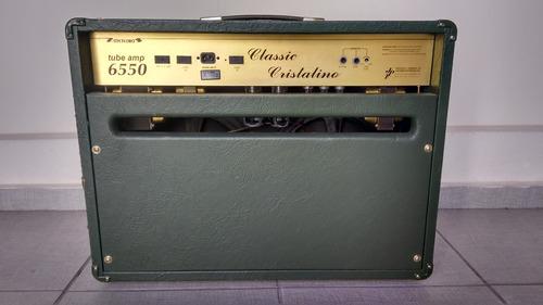 amplificador meteoro cristalino