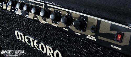 amplificador meteoro nitrous gs 160