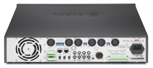 amplificador mezclador plena de bosch ple-2ma120