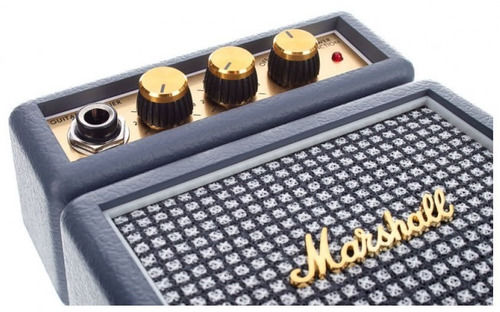 amplificador mini para guitarra clasico 1w, ms-2c marshall