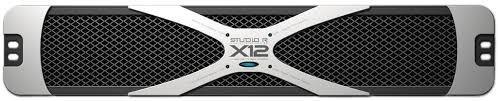 amplificador modulo potencia studio r x12