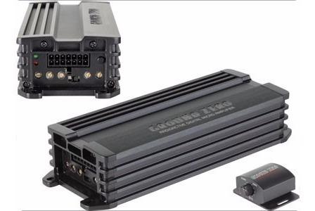 amplificador mono ground zero gzra micro one 350w rms 2 ohms