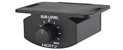 amplificador mono hertz hp6001 7200wrms