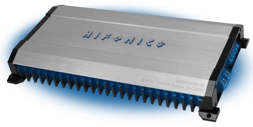 amplificador mono hifonics brx2000.1d 2000wrms