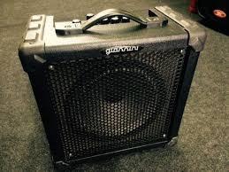 amplificador multi efeitos giannini g8 20 wats