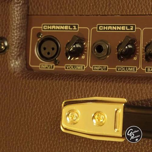 amplificador multifuncion guitarra acustica voces teclado 25