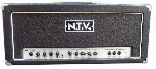 amplificador nativo gts 100h 100w cabezal. rock center