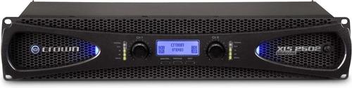 amplificador nxls2502 crown