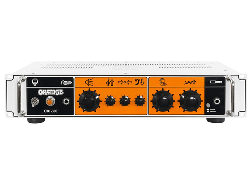 amplificador orange bajo