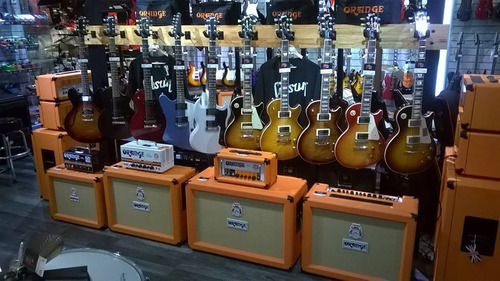 amplificador orange bajo crush 100