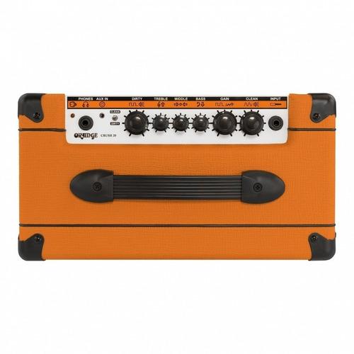 amplificador orange crush 20 combo de 20 w. para guitarra g