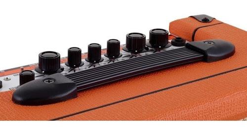 amplificador orange crush 20rt combo de 20 w para guitarra g