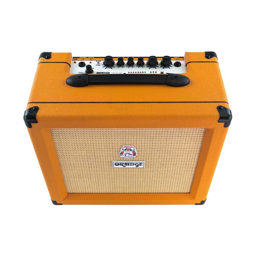 amplificador orange crush 35rt combo para guitarra 35 wats