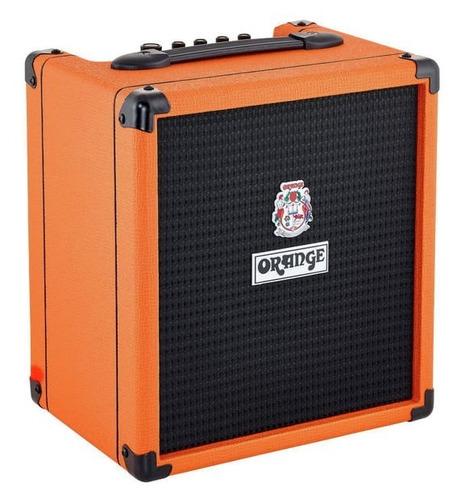 amplificador orange crush bass 25 combo de 25 w. para bajo
