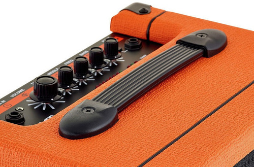 amplificador orange crush bass 25or bajo eléctrico 25w