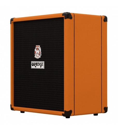 amplificador orange crush bass 50 combo de 50 w. para bajo