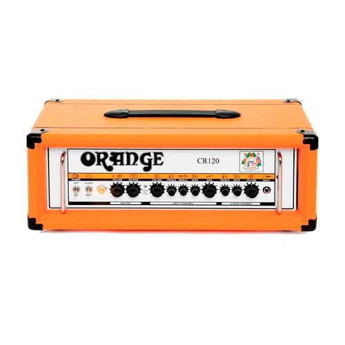 amplificador orange crush pro guitarra eléctrica 120w cr120h