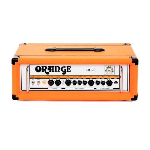 amplificador orange guitarra