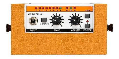 amplificador orange micro crush g