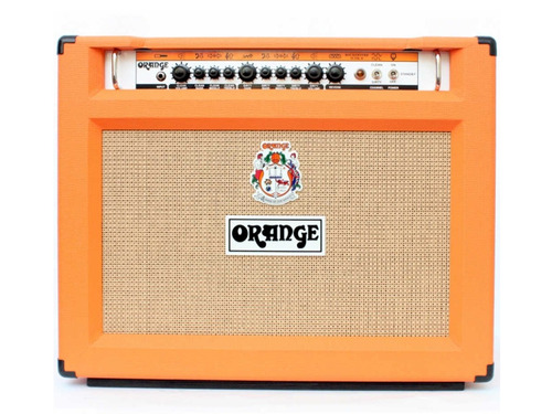 amplificador orange rk50c112 100% bulbos 1 x 12