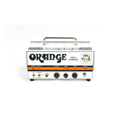 amplificador orange tiny terror guitarra eléctrica 15w tt15h