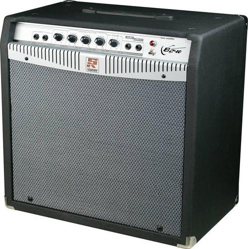 amplificador p/ contra-baixo staner, modelo b 240