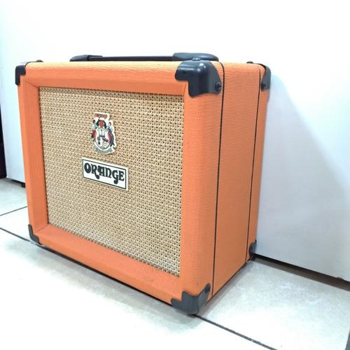 amplificador p/ guitarra orange crush 12 com usado