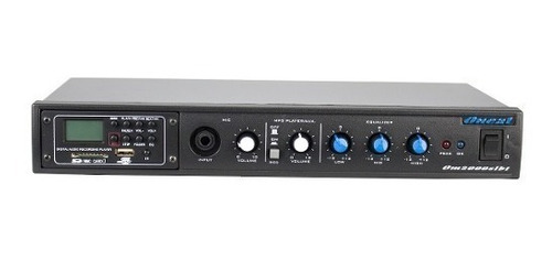amplificador p/12 caixas  60w om 2000slbt oneal som ambiente