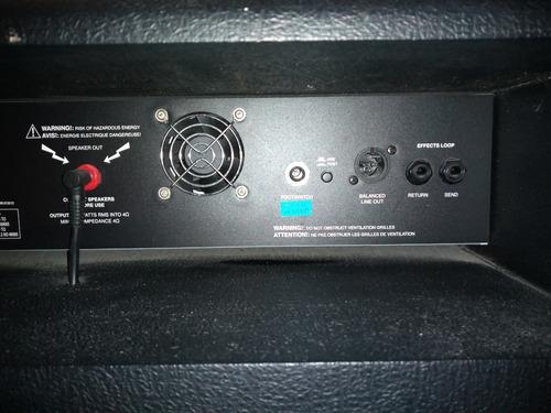 amplificador para bajo marshall mb 150