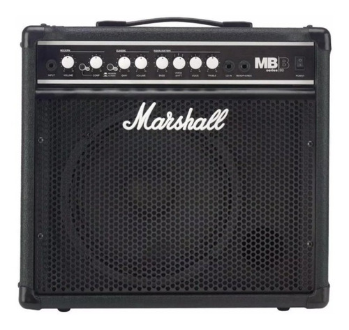 amplificador para bajo marshall mb-30 made in england promo