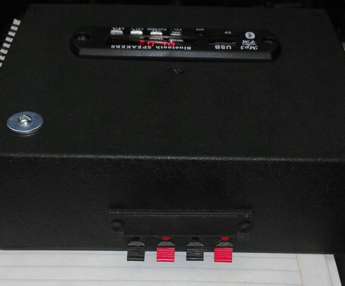 amplificador para bocinas pasivas 22 watts