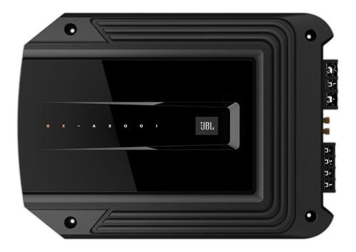 amplificador para carro jbl gx-a3001, 1 canal