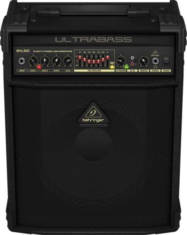 amplificador para contrabaixo behringer bxl 900