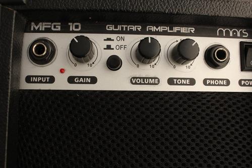 amplificador para gitarra chico mnrs