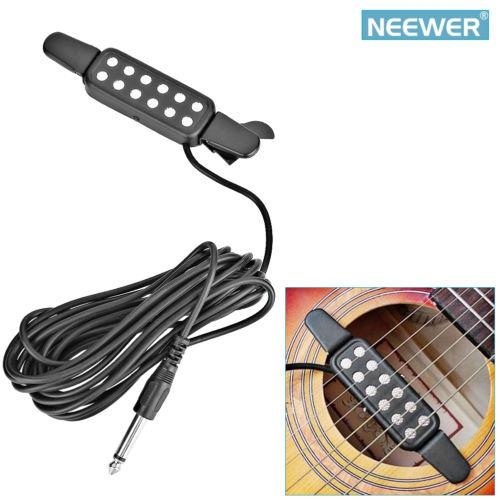 amplificador para guitarra acústica (pastilla)