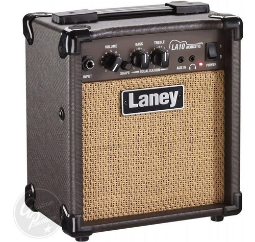 amplificador para guitarra acustica y criolla laney la10 10w