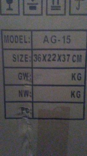 amplificador para guitarra marca babilon modelo ag 15