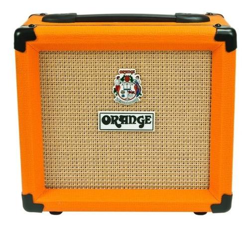 amplificador para guitarra orange crush 12 - queima estoque