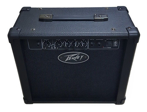 amplificador para guitarra peavey solo 12w